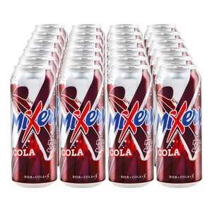 Karlsberg Mixery Bier+Cola 3,1 % vol 0,5 Liter, 24er Pack