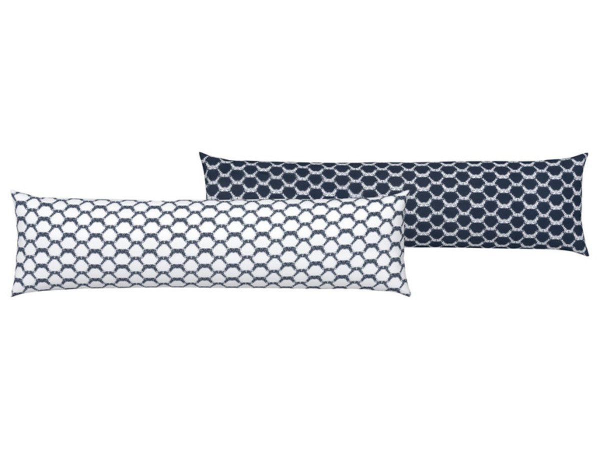 Bild 2 von Livarno Home Mikrofaser Satin Kissenbezug Seitenschläferkissen
