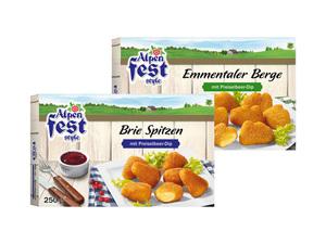 Alpenfest Brie-Spitzen/Emmentaler-Berge