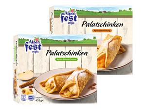 Alpenfest Palatschinken