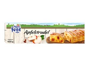 Alpenfest Apfelstrudel