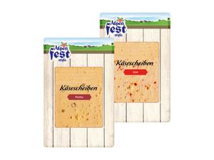 Alpenfest Pinzgauer Käsescheiben