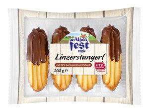 Alpenfest Linzerstangerl