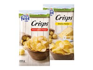 Alpenfest Crisps