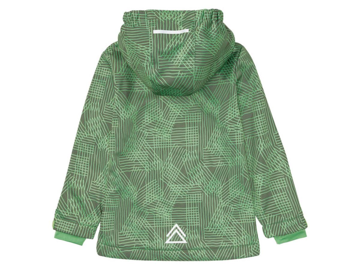 Bild 3 von LUPILU® Kleinkinder Jungen Jacke, aus winddichtem 3-lagigem Softshell-Material