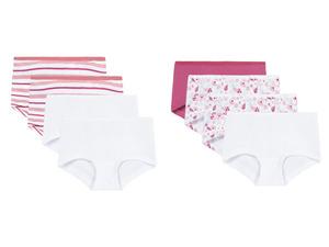 LUPILU® 4 Kleinkinder Mädchen Panties, aus reiner Baumwolle