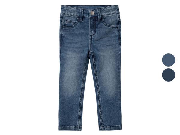 LUPILU® Kleinkinder Jeans Jungen, Slim Fit