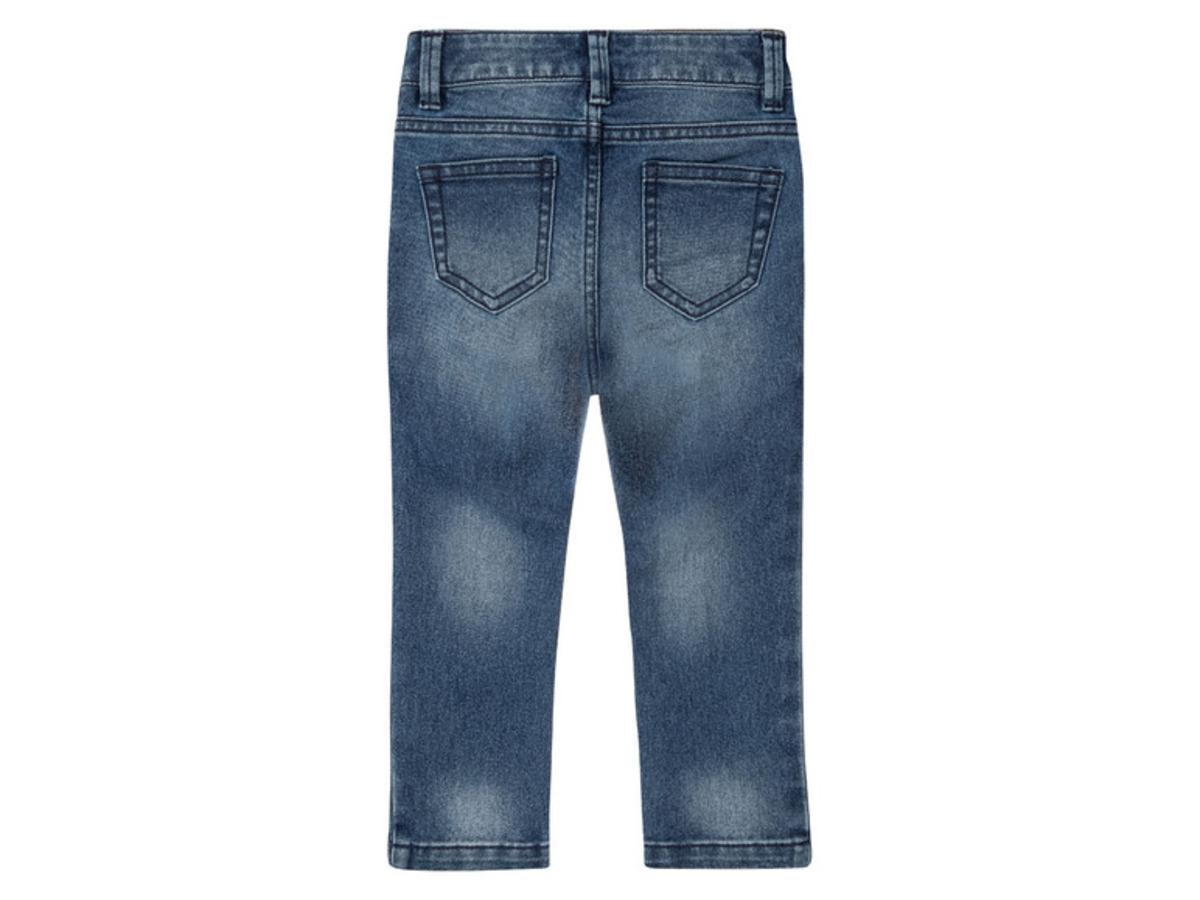 Bild 4 von LUPILU® Kleinkinder Jeans Jungen, Slim Fit