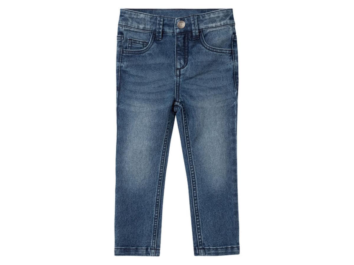 Bild 5 von LUPILU® Kleinkinder Jeans Jungen, Slim Fit