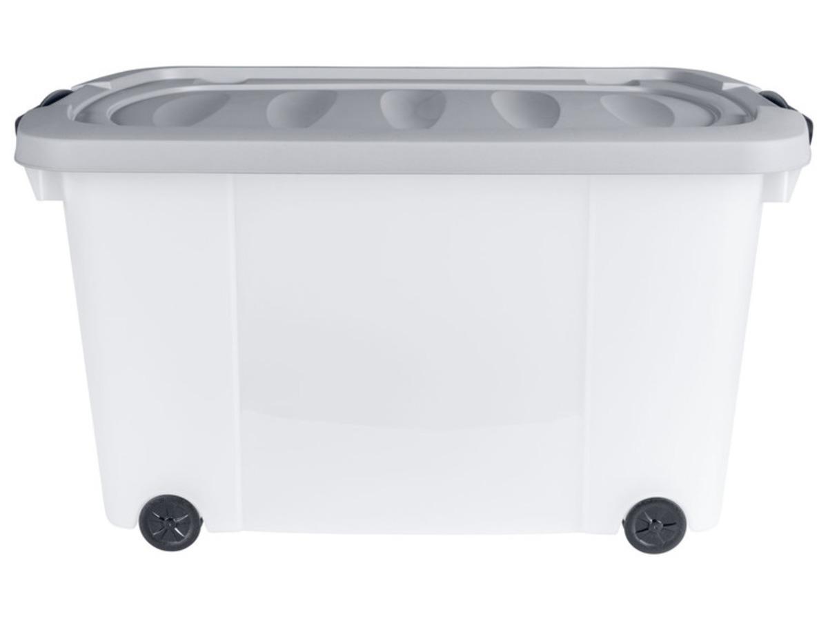 Bild 1 von Livarno Home Rollenbox mit Griffen, 45 Liter