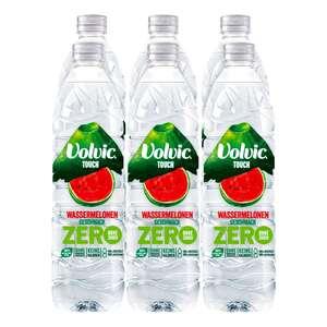 Volvic Touch Wassermelone zero 1,5 Liter, 6er Pack