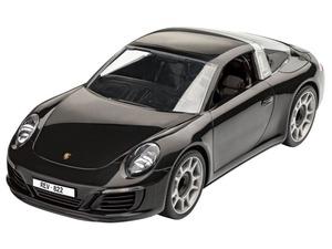 Revell Junior Kit Modellbausatz »Porsche 911 Carrera S Targa«, Fahrzeug, ab 4 Jahren