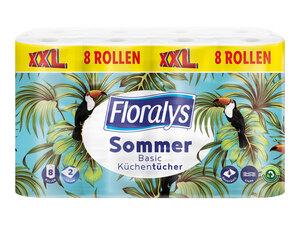 Floralys Küchentücher XXL