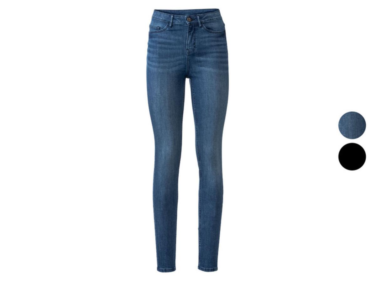 Bild 1 von ESMARA® Jeans Damen, High Waist, Super Skinny