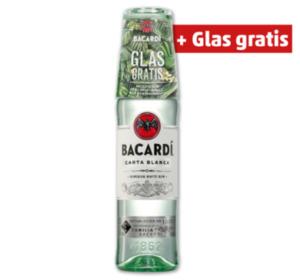 BACARDÍ Rum