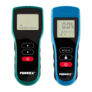 FERREX     Multi-Sensor / Feuchtigkeitsmessgerät
