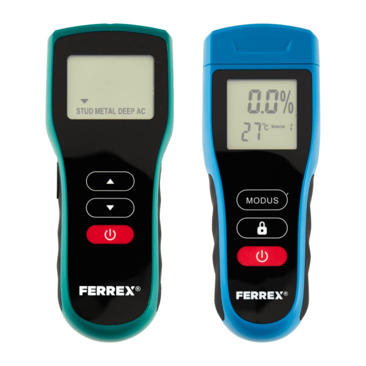 Bild 1 von FERREX     Multi-Sensor / Feuchtigkeitsmessgerät
