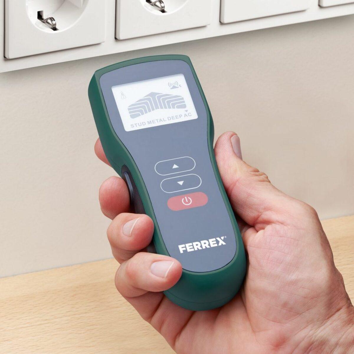 Bild 4 von FERREX     Multi-Sensor / Feuchtigkeitsmessgerät