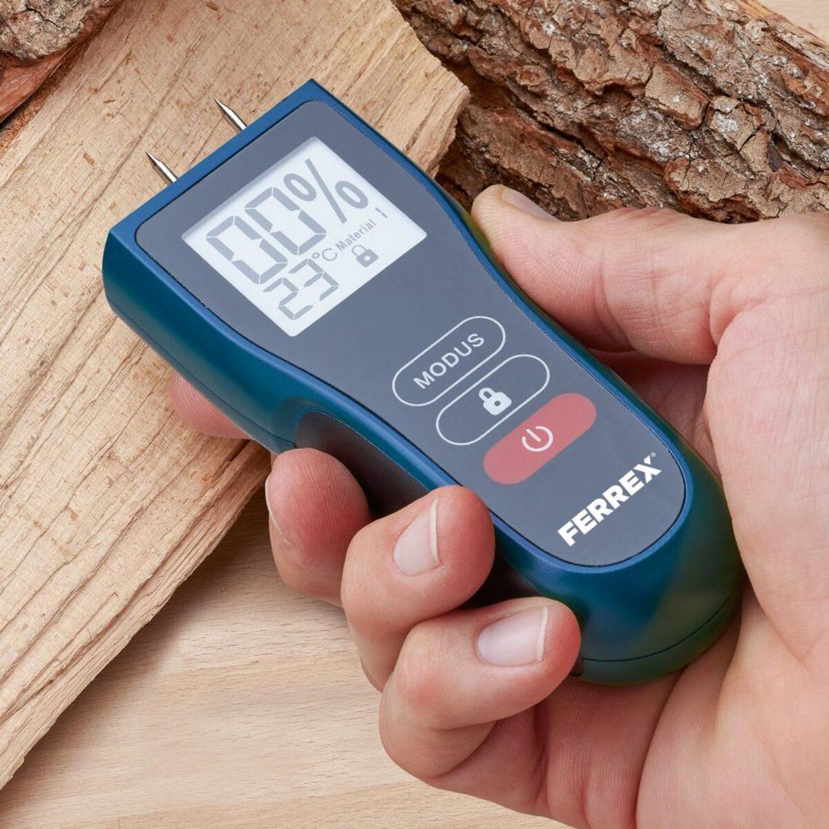 Bild 5 von FERREX     Multi-Sensor / Feuchtigkeitsmessgerät