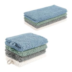 FAIR     Luxus-Gästetücher / -Waschhandschuhe