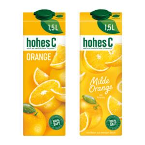 HOHES C     Fruchtsaft