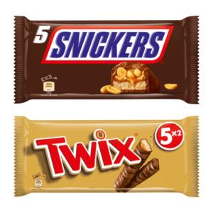 MARS     Snickers / Mars / Twix
