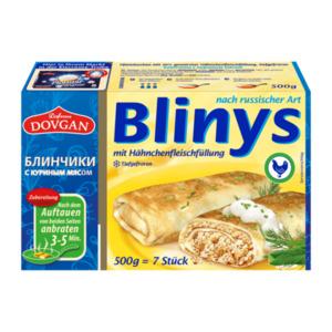 DOVGAN     Blinys