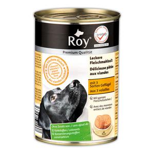 Roy Leckere Fleischmahlzeit