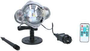 LED-Projektor Grundig Schneefall