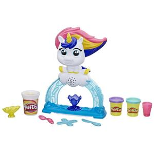 Play-Doh Buntes Einhorn