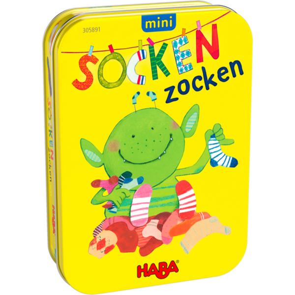 HABA 305891 Socken zocken mini