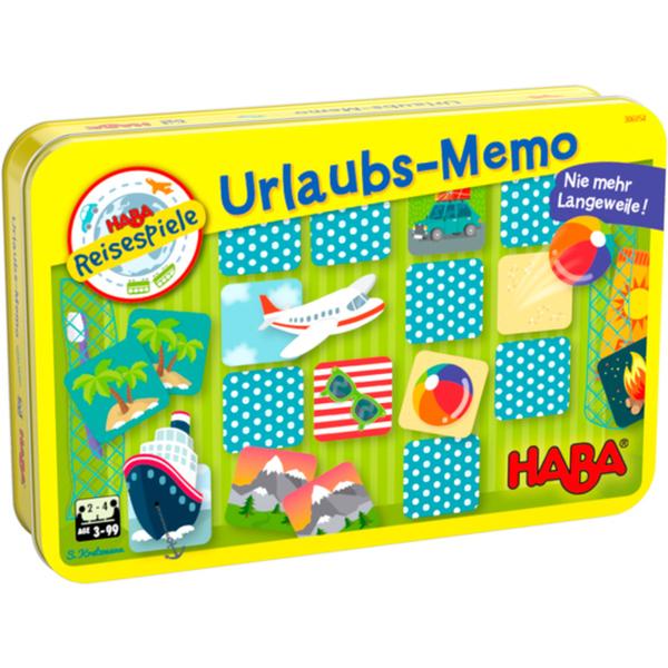 HABA 306054 Urlaubs-Memo