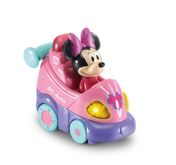 Vtech TutTut Babyflitzer Minnie RC Auto