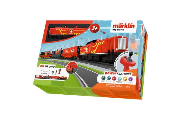 Märklin 29340 H0 My World Startpackung Feuerwehr