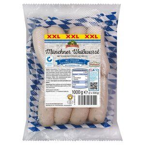 GUT DREI EICHEN Münchner Weißwurst 1 kg