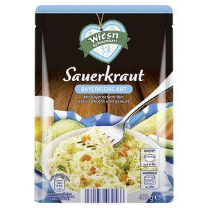 WIESN SCHMANKERL Sauerkraut-Spezialität 400 g