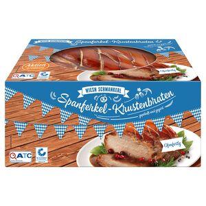 WIESN SCHMANKERL Spanferkel-Krustenbraten 1 kg