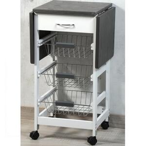 Kesper Küchenwagen mit erweiterbarer Arbeitsfläche 2581613