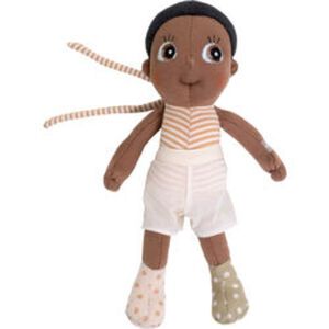 Puppe Mini EcoBuds Basil