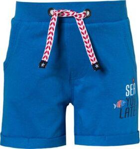 Baby Sweatshorts , Unterwasserwelt blau Gr. 86 Jungen Kleinkinder