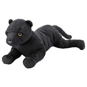 MODERLIG Stoffspielzeug, Panther/schwarz