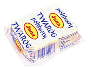 """Frischkäse """"Tworog"""" 15% Fett i.Tr."""