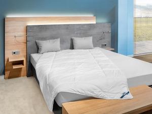 BeCo Ganzjahres-Bettdecke »Medibett Cotton Soft«, Mono-Steppdecke, perfekte Klimatisierung