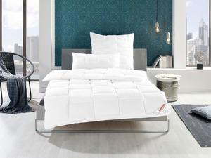 Schlaf-Gut Steppbett »Utah«, mittlere Wärmehaltung, mit Baumwolle, Klimafaserfüllung
