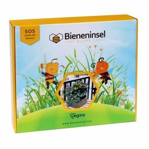 Bieneninsel - Pflanzkasten - Bauset