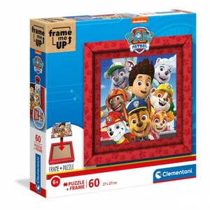 Puzzle - Paw Patrol - Frame me up