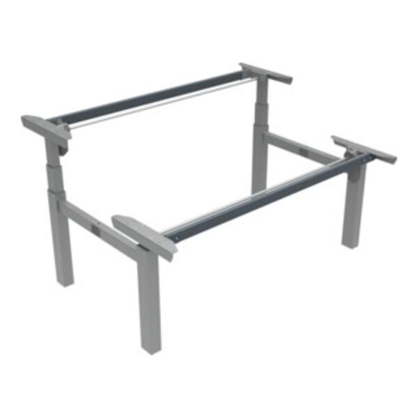 STIER Elektrisch höhenverstellbares Gestell für Team-Schreibtisch 501-88 160x80cm 65-125cm