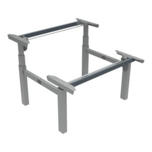 STIER Elektrisch höhenverstellbares Gestell für Team-Schreibtisch 501-88 120x80cm 65-125cm