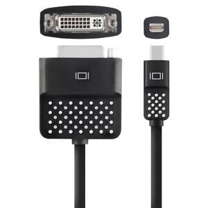 BELKIN Mini DisplayPort auf DVI Adapter