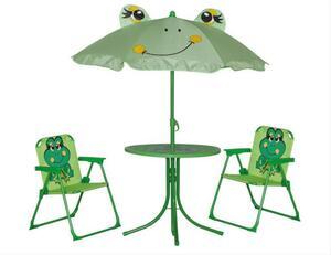Siena Garden Kinder Gartenmöbel-Set Froggy